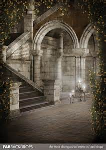 castle backdrop castle stairs backdrop of thrones background fd5103