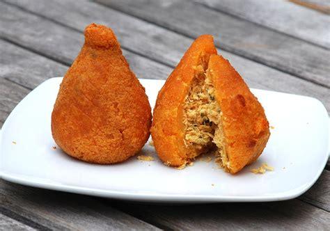 Dogfood Birbo Brazil coxinha chicken croquettes recipe
