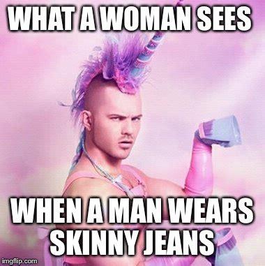 Skinny Meme - skinny jeans memes image memes at relatably com