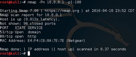 port scan test how to build a basic port scanner in ruby