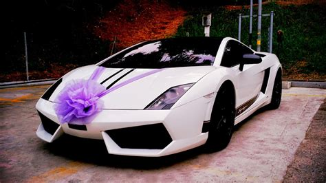 Wedding Car by Bridal Car Decoration Orca