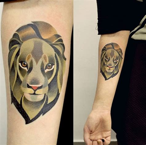 tattoo convention sasha unisex stunning geometric tattoos will make you want to get some