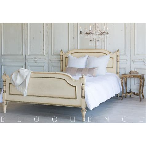 country style beds french country style vintage bed 1940 kathy kuo home
