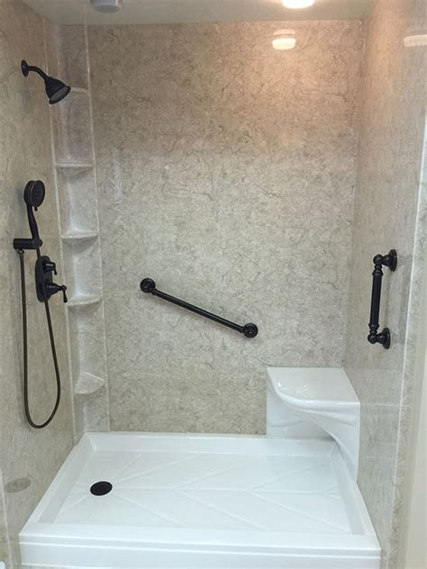 Is Wainscoting Out Of Style - ada compliant showers bath pro of evansville