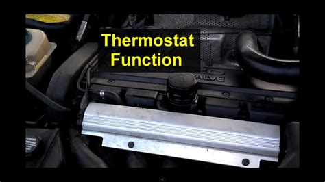 thermostat work auto care series youtube