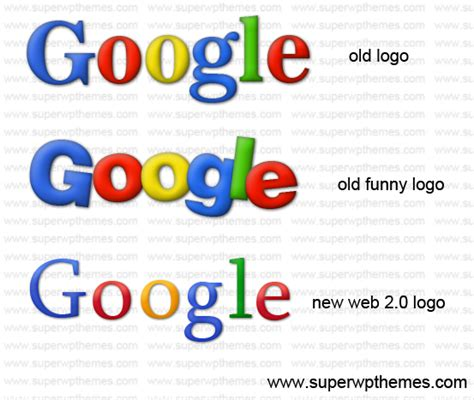 google themes original google logo super wordpress themes
