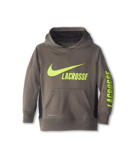Hoodies Sweater Nike Hoodie Nike Syracuse Lacrosse nike ya ko lacrosse hoodie big