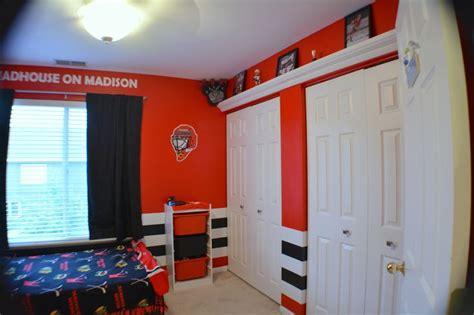 chicago blackhawks bedroom decor chicago blackhawks bedroom decorating ideas pinterest