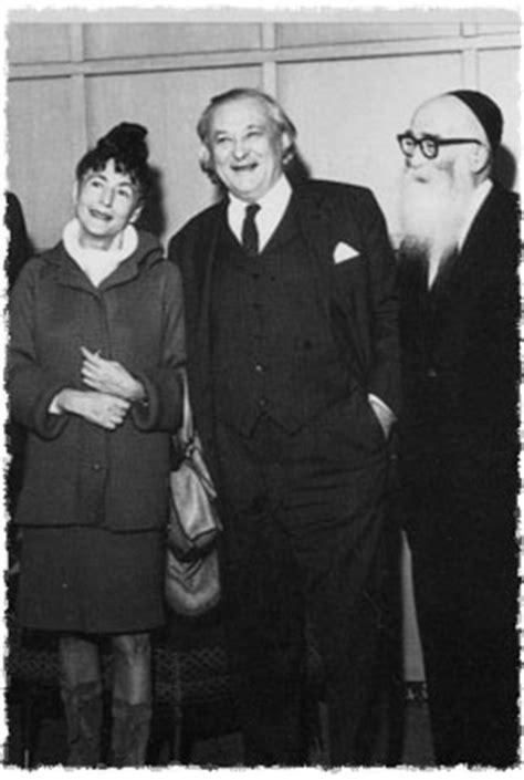 Comment Jacques Lipchitz a rencontré D.ieu - Le Rabbi et