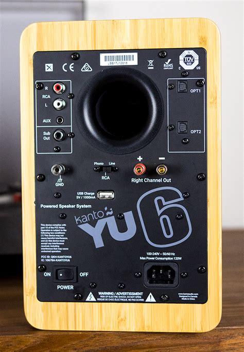 review  kanto yu yu  yu speakers  buy blog