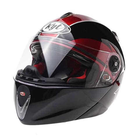 Helm Kyt X Rocket Boy jual helm kyt x rocket retro helm black maroon harga kualitas terjamin