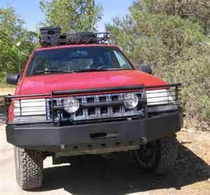 jeep grand warn bumper