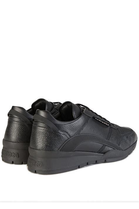 dsquared kit sneakers black