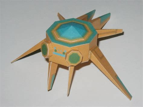 Starcraft Origami - starcraft papercraft kit the awesomer