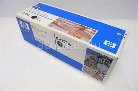 Toner Hp Laserjet 4500 4550 Remanufacture C4191a Black hp c4191a color laserjet 4500 4550 ink cartridge new sealed black save out of the box save