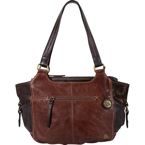 New Handbags by The Sak Kendra Satchel 16 Colors Leather Handbag New