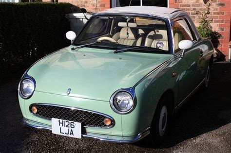 1000 ideas about nissan figaro on vintage