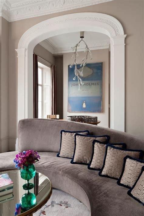 decor ベルベットの家具 色はラベンダー 2018年なインテリアトレンド エル オンライン