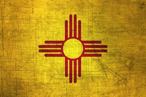 new mexico colors new mexican flag metal flag of new mexico it