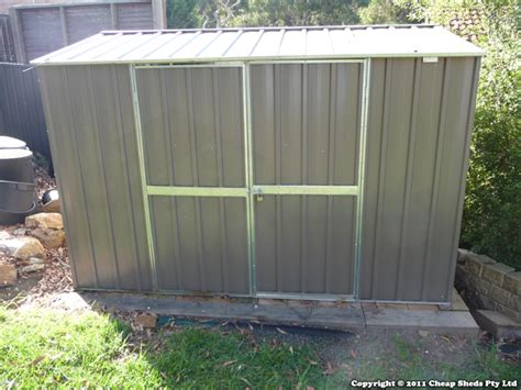 Dura Built Sheds by Wayne Lilley Backyard Shed Durabuilt Easyshed 0305 E C