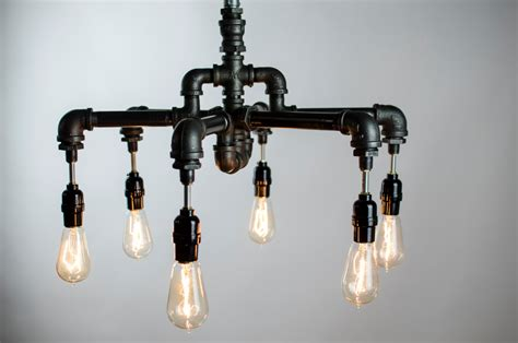 Plumbing Light Fixtures 23 Awesome Plumbing Pipe Furniture Designs