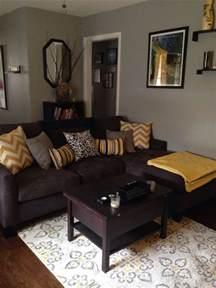 Brown Living Room Decor 1000 Ideas About Brown Sofa Decor On Brown Living Room Sofas Brown Decor And