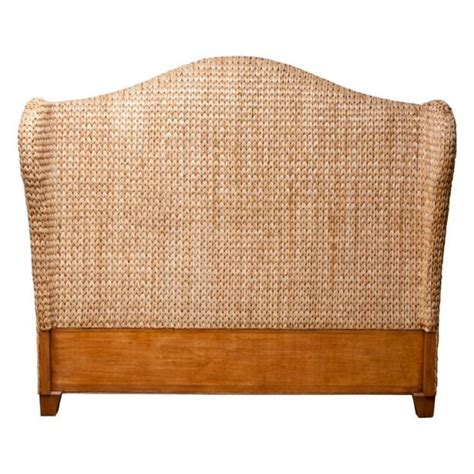 Seagrass Headboard King 1000 Ideas About Seagrass Headboard On Headboards Wicker Headboard And Pottery Barn