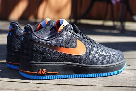 Terbaru Nike Airforce 1 Black 4 nike air 1 low houndstooth release date sbd