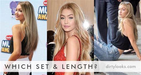 long gigi hair extensions how to get gigi hadid s hair using hair extensions hair