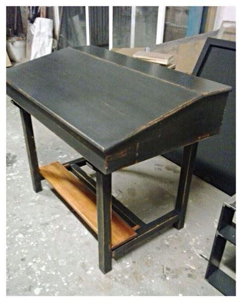 escritorio and pupitre escritorio estilo pupitre de muebles de la granja contacto