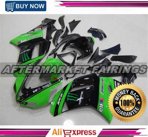 Motorrad Verkleidung Aus China by Kaufen Gro 223 Handel Kawasaki Zx6r Verkleidung Kits