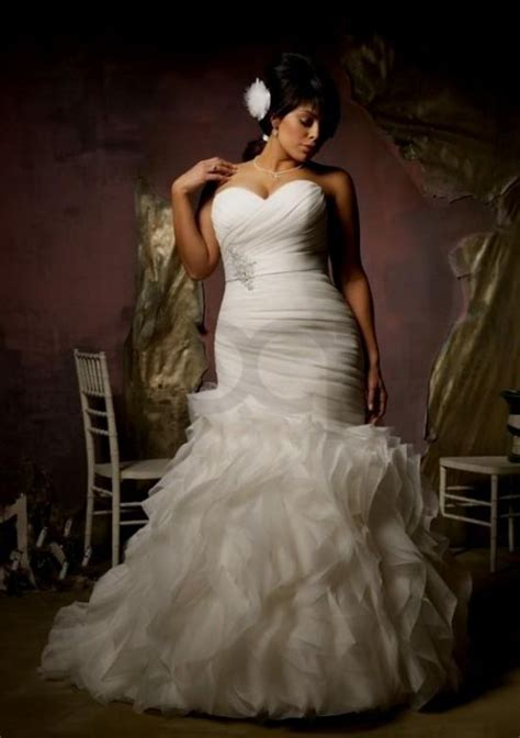 plus size mermaid wedding dresses with sleeves 2016 2017