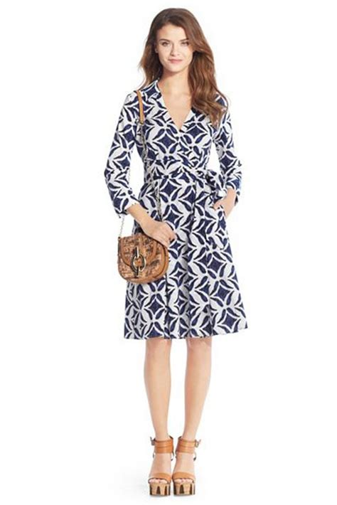 Dress Of The Day Dvf Printed Tank Dress by Diane Furstenberg Patrice Printed Cotton Wrap Dress