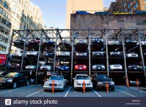 new york city car parking multi level open space car parking manhattan new york