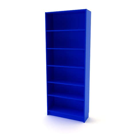 ikea blue billy bookcase 3ds ikea billy bookcase