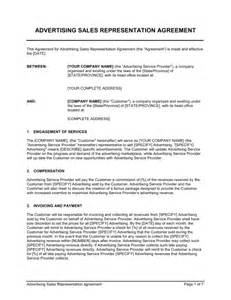 manufacturers rep agreement template 28 sales rep agreement template sle sales agency