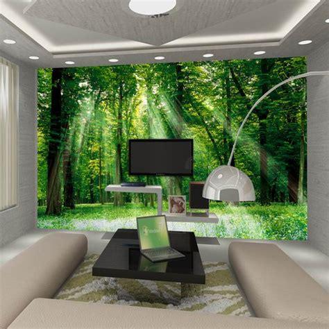 Bedroom Landscape Scenery Wallpaper Scenery Wallpaper Bedroom