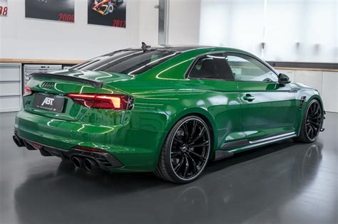 Audi Rs5 Abt by Audi Rs5 R Abt 3 Periodismo Motor
