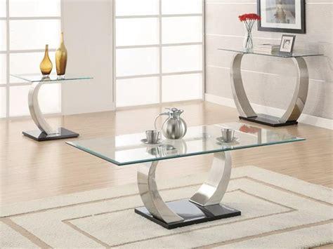 Mesas de centro de cristal :: Imágenes y fotos