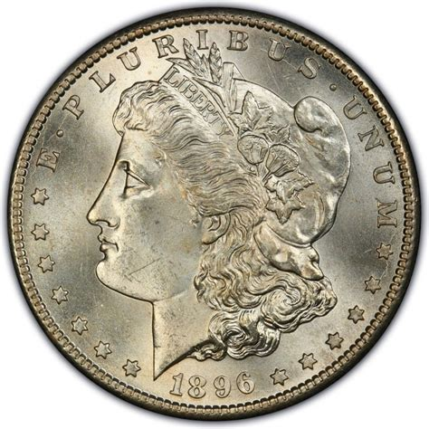 1 Dollar Silver Coin 1896 by 1896 Silver Dollar Values And Prices Past Sales