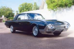1962 ford thunderbird convertible 116458