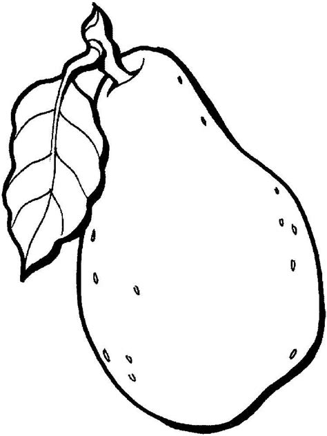 coloring sheets printables pear coloring pages and print pear coloring pages