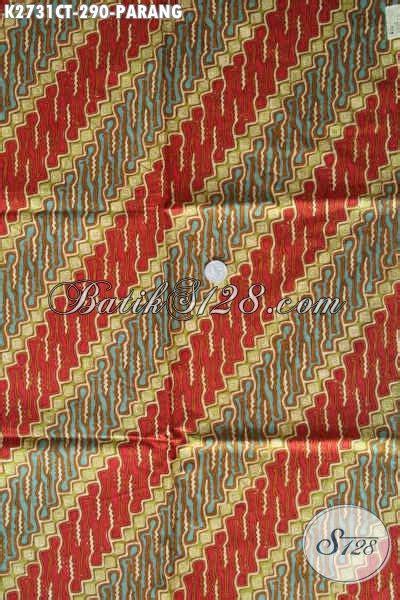 Parang Klasik batik parang klasik halus nan istimewa batik berkelas motif parang asli proses cap tulis