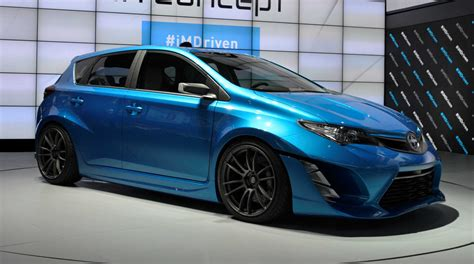 scion gti 2014 scion im concept heading for us showrooms in summer