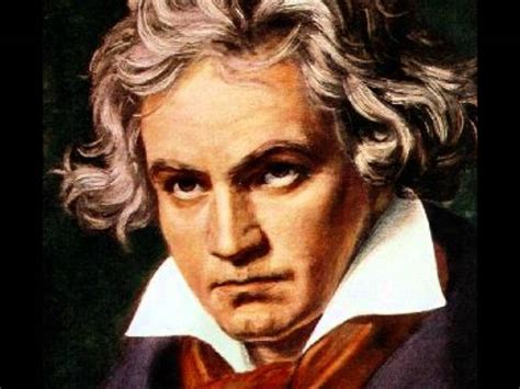 ludwig van beethoven biography youtube symphony no 7 movement 2 karajan ludwig van