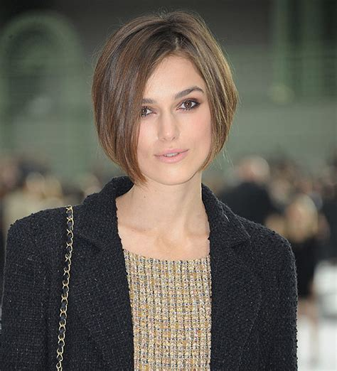 best bob haircut for large jaw the best bob yet keira knightley unveils her new look