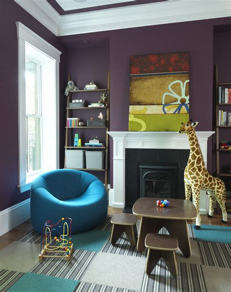 living room for kids 10 purple modern living room decorating ideas interior