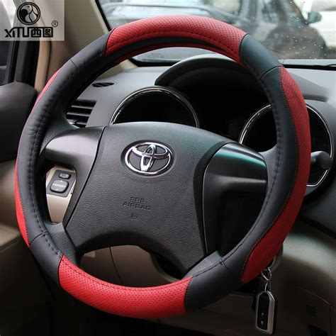 Toyota Steering Wheel Cover Toyota Corolla Steering Wheel Cover Promotion Shop For