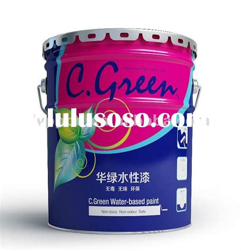 Waterproof Acrylic Emulsion Paint 18kg boysen acrylic emulsion paint can be used on exterior