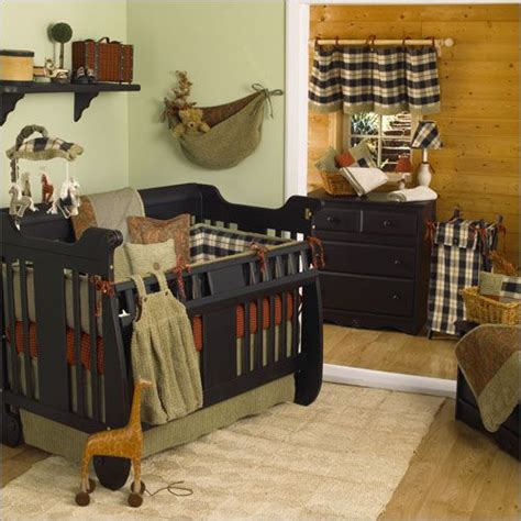 plaid crib bedding outdoorsy baby bedding cotton tale derby plaid crib bedding collection baby